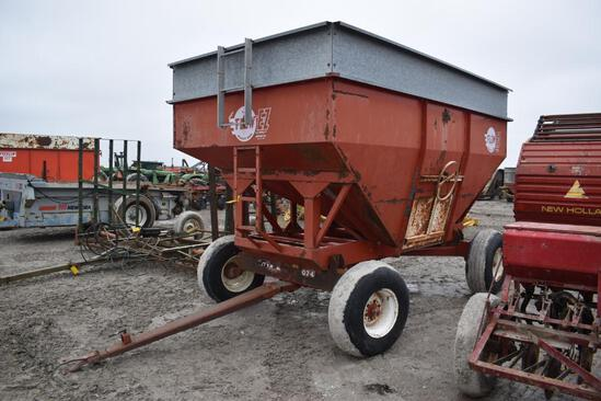 Flow- EZ 300 bu. gravity wagon