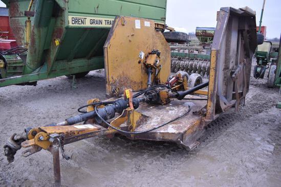 Woods 3180 15' batwing mower