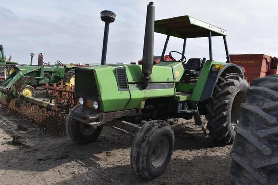 Duetz DX90 diesel tractor