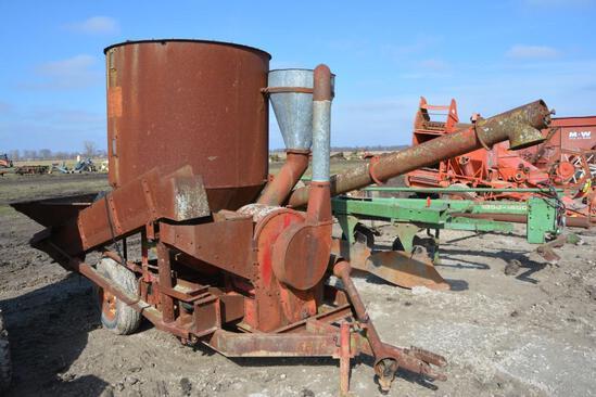 Gehl feed mill