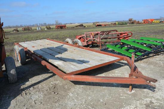 Donahue 21' implement trailer