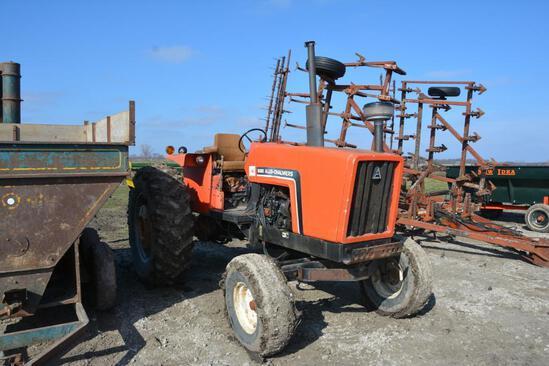 AC 6080 diesel tractor