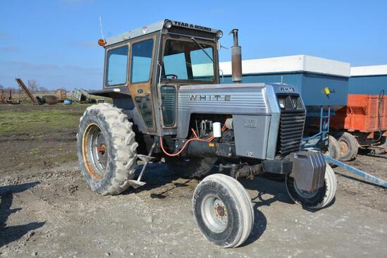White Field Boss 2-70 diesel tractor