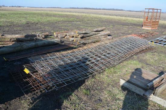 25 hog panels