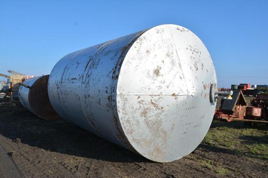 5,000 gal. steel tank