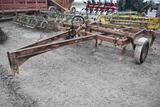 Sanhoist 9-shank chisel plow