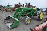 JD 3020 gas tractor