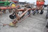 Case 720 5-bottom plow