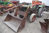 Deutz D4006 diesel tractor