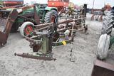 JD 5-bottom plow