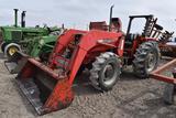 1989 Massey Ferguson 390 deisel tractor