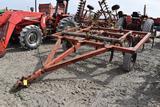 Krause 9-shank chisel plow