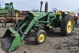 JD 2510 gas tractor