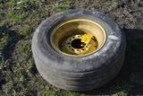 JD 6-bolt tire and rim