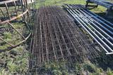 15 hog/cattle panels