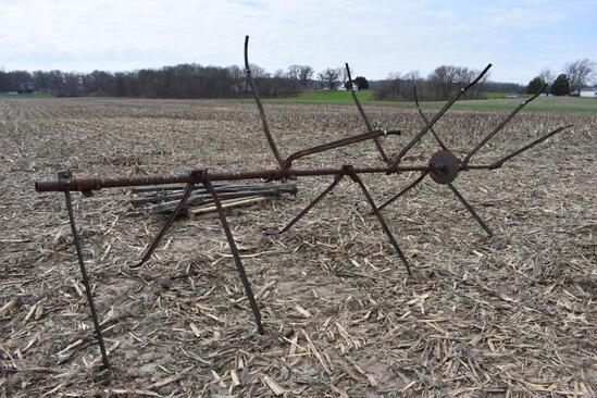 """6 row 30"""" down corn reel"""