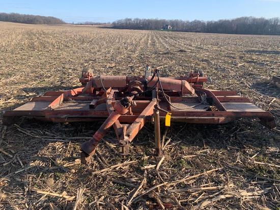 Bush Hog 10' pull-type rotary cutter