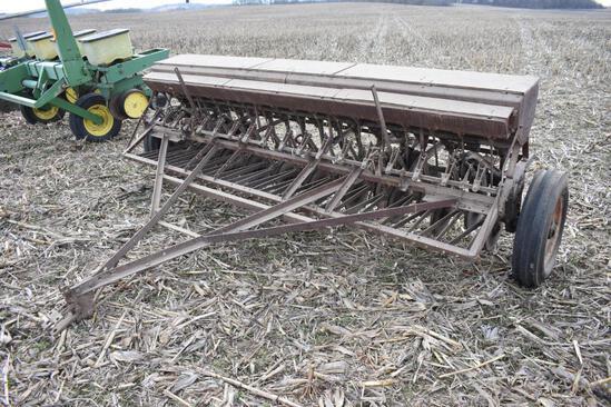 McCormick 10 grain drill