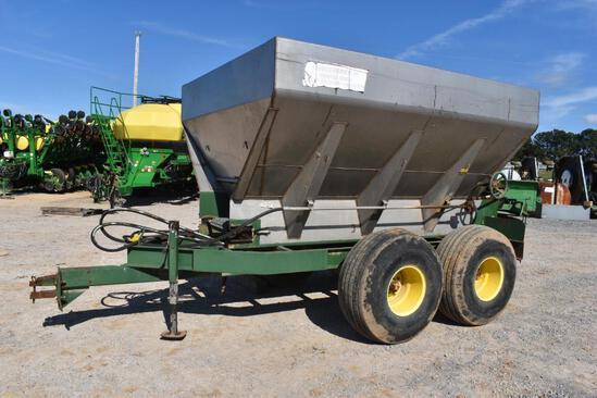 Chandler 8-ton S.S. fertilizer spreader