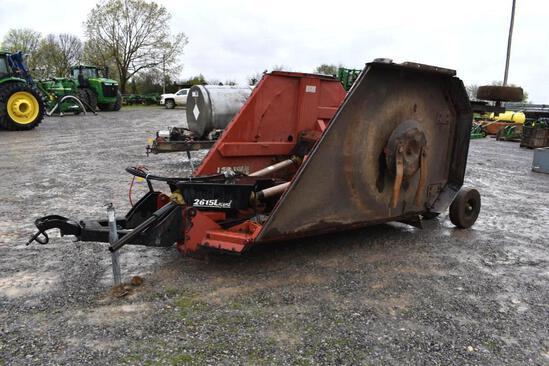 Bush Hog 2615L 15' batwing mower