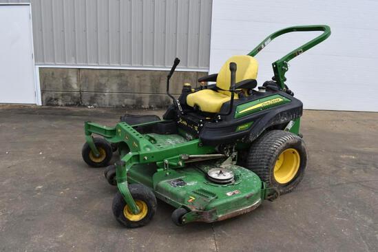 2013 John Deere Z960R zero turn lawn mower