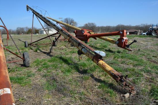 """Westfield W80-61 8"""" X 61' auger"""