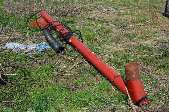 MJM 14' Hyd. drive brush auger