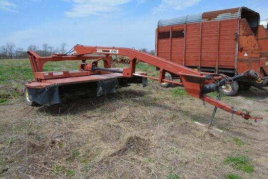 Hesston 1340 11' mower conditioner