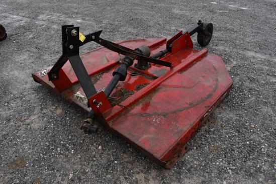Kodiak 6' 3-pt. rotary cutter