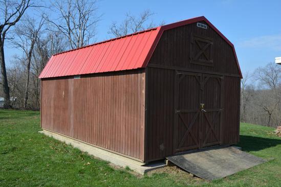 12' x 20' Portable building