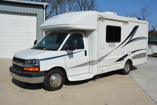 2005 Chevrolet Trail-Lite 2235S B-Plus 2wd dually motorhome