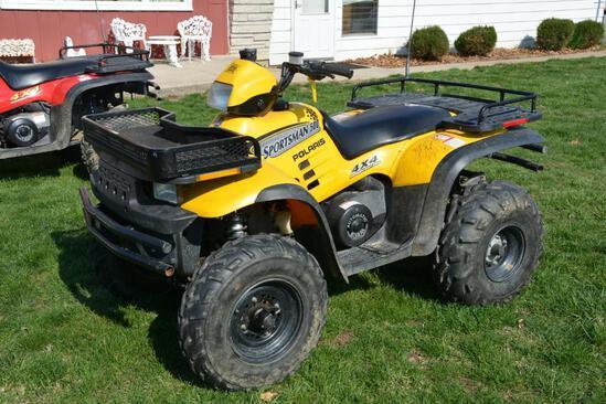 Polaris Sportsman 500 4_4 ATV