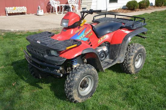 Polaris Sportsman 335 4_4 ATV