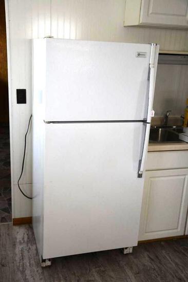 Maytag 16.7 cu. Ft. refrigerator/freezer
