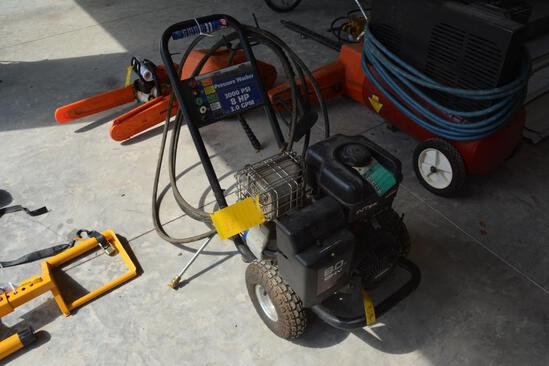 Campbell Hausfeld 3000 PSI gas powered pressure washer