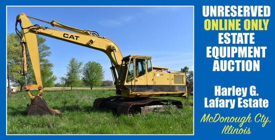 Unreserved Estate Equipment Auction