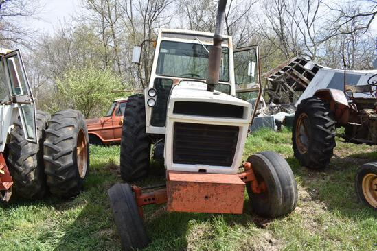 Case Agri-King 1370 diesel tractor