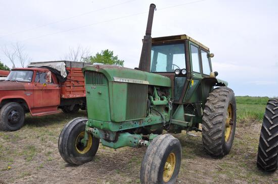 John Deere 4520 2wd tractor