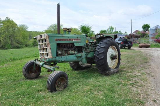 Oliver 1950-T 2wd tractor