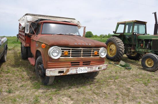Dodge 500 grain truck
