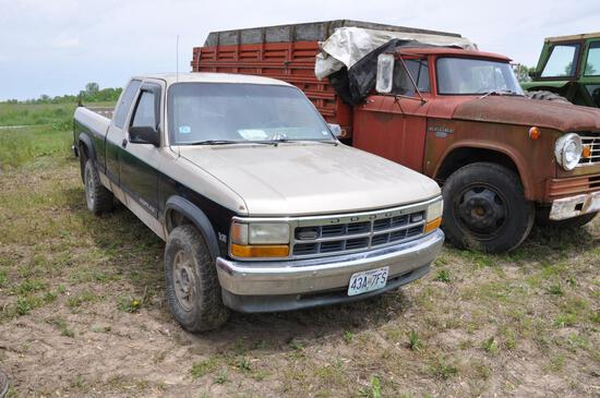 1993 Dodge Dakota 4wd pickup