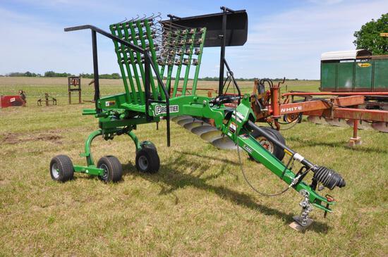 2014 Frontier RR2211 11' rotary hay rake