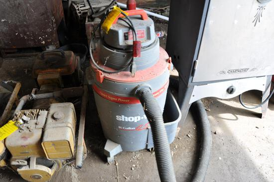 Shop-Vac 16 gallon shop vac
