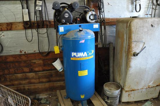 Puma PK6060V 60 gal. air compressor
