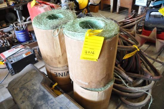 (4) rolls of twine