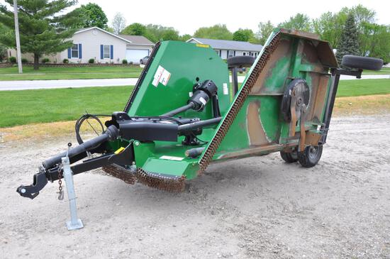 Land Pride RCM4015 15' batwing mower