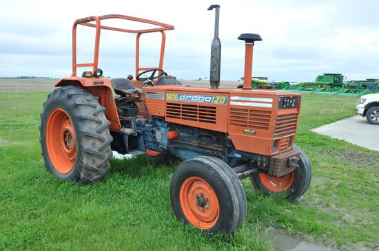 Drago Same 120 2wd tractor