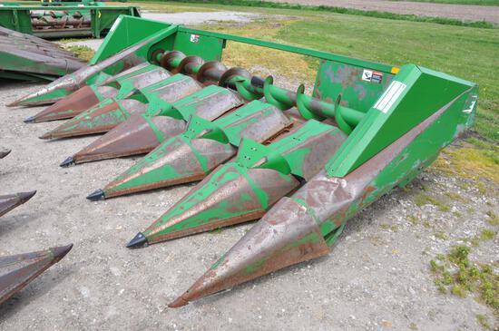 "John Deere 643 6 row 30"" corn head"
