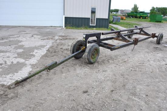 Harvest Hand 20HT 20' head cart