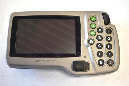 John Deere 1800 GreenStar display
